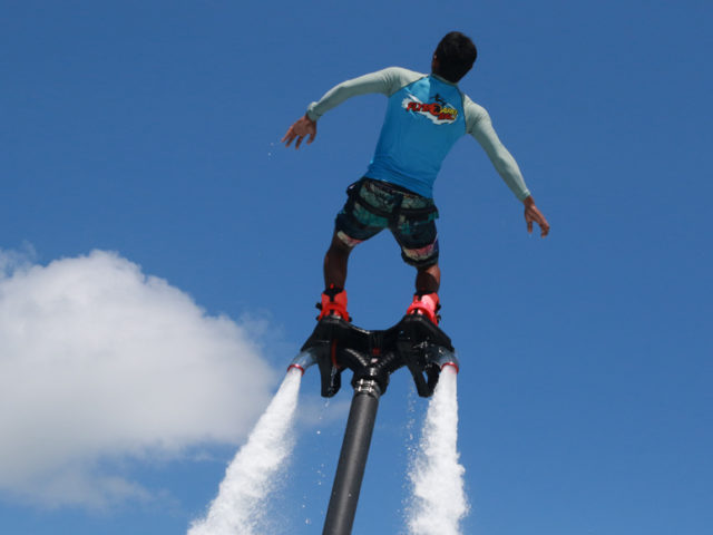 Check the new shirts! Flyboard Bali