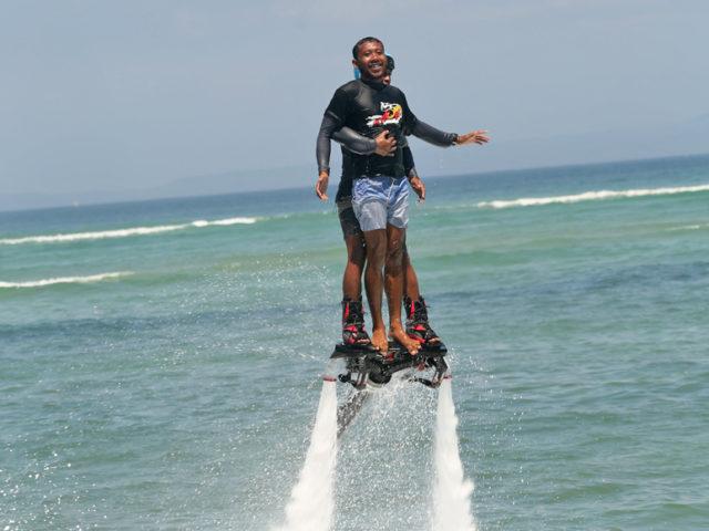 Flyboard team Bali