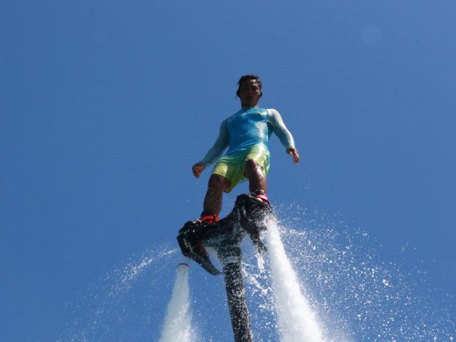 Try Flyboard Bali