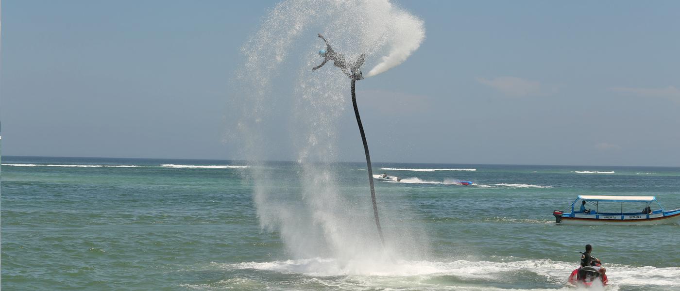 bali flyboard