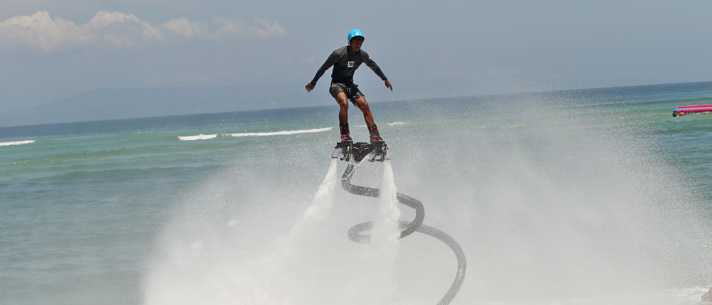 flyboard in bali