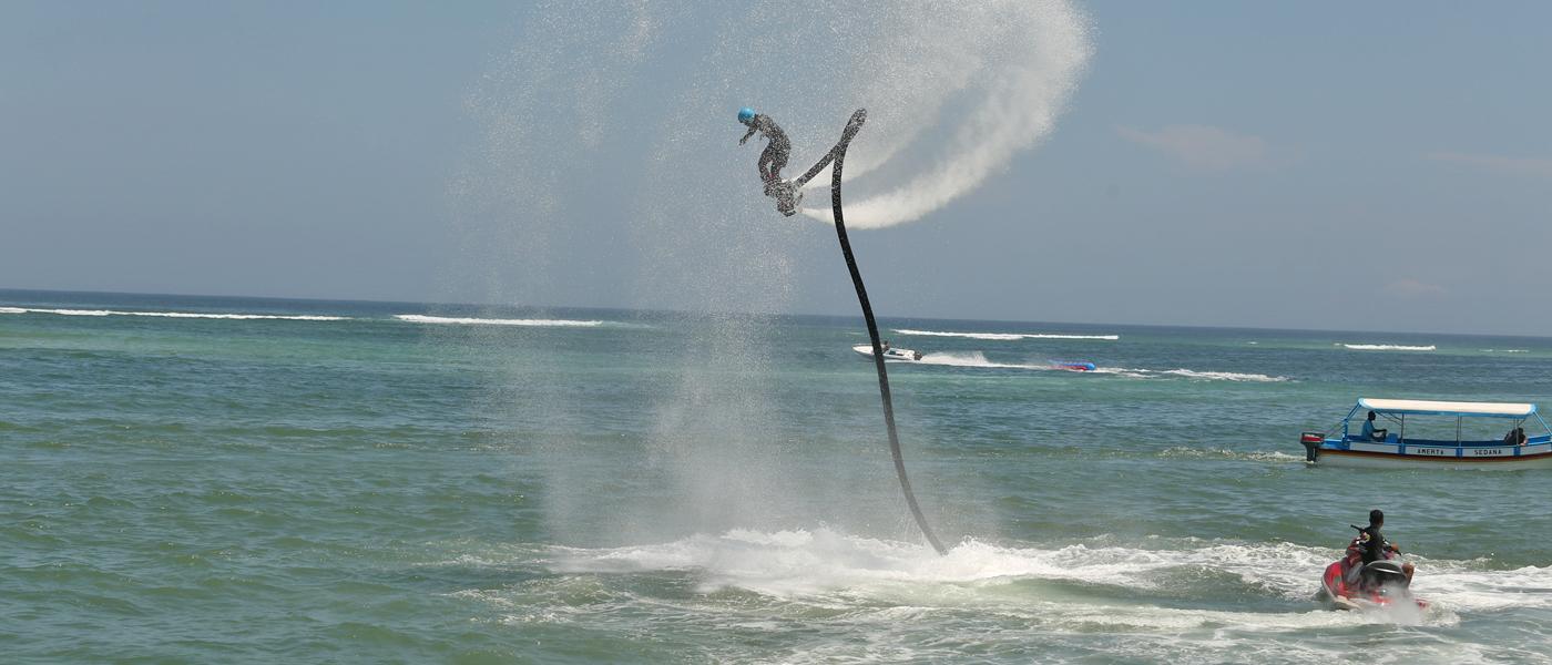 flyboarding bali indonesia