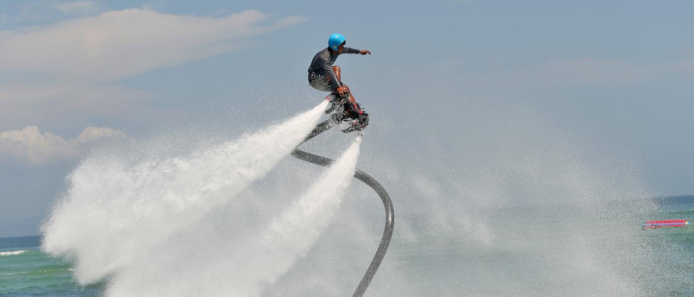 sky board flyboard bali